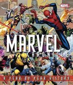 Marvel Chronicle : A Year by Year History - Dorling Kindersley