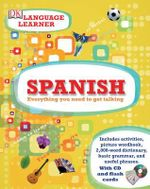 DK Language Learner : Spanish :  Language Learner - DK Publishing