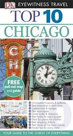 DK Eyewitness Top 10 Travel Guide : Chicago - DK Publishing