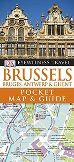 DK Eyewitness Pocket Map and Guide : Brussels - DK Publishing