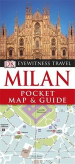DK Eyewitness Pocket Map and Guide : Milan - DK Publishing