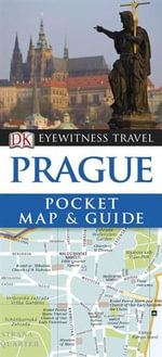 DK Eyewitness Pocket Map and Guide : Prague - Dorling Kindersley