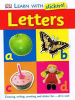 DK Learn With Stickers : Colours - Dorling Kindersley