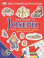 The Story of Joseph : Bible Sticker Activity Book