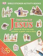 The Story of Jesus : Bible Sticker Activity Book