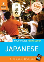 Rough Guide Phrasebook : Japanese - Rough Guides