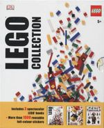 Lego Collection : 3 x Paperback Books in a Boxed Set
