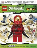 LEGO Ninjago Ultimate Sticker Collection : More Than 1000 Reusable Full-Color Stickers - Dorling Kindersley