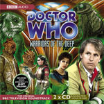 Warriors of the Deep : Doctor Who - Johnny Byrne
