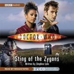 Sting of the Zygons : Doctor Who - Reggie Yates