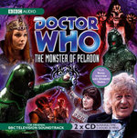 The Monster of Peladon : Doctor Who - Brian Hayles