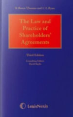 Reece Thomas and Ryan : The Law and Practice of Shareholders' Agreements - Katherine Reece Thomas