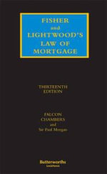Fisher and Lightwood's Law of Mortgage : Incentives, Initiatives & Outcomes - Paul Morgan