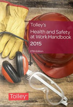 Tolley's Health & Safety at Work Handbook 2015