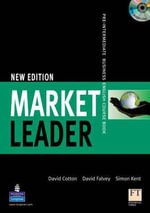 Market Leader : Pre-intermediate Coursebook and Class CD - David Falvey