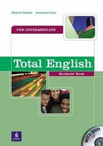 Total English Pre-Intermediate Students' Book and DVD Pack - Richard Acklam