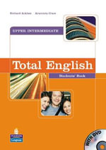 Total English Upper Intermediate Student's Book and DVD Pack - Richard Acklam