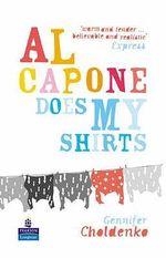Al Capone Does My Shirts :  Al Capone Does My Shirts - Gennifer Choldenko