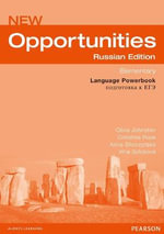 Opportunities Russia Elementary Language Powerbook - Olivia Johnston