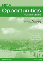 Opportunities Russia Intermediate Language Powerbook - Michael Dean