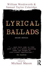 Lyrical Ballads :  Lyrical Ballads (Longman Annotated editions)