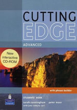 Cutting Edge Advanced Students Book and CD-ROM Pack : Cutting Edge - Sarah Cunningham