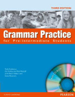 Grammar Practice Pre Int No Key Bk & CD - Viney et al