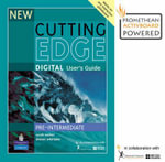New Cutting Edge Digital Pre-Intermediate : Cutting Edge - Sarah Cunningham