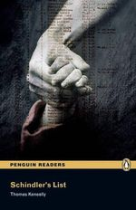 Schindler's List Penguin Reader Level 6 - Thomas Keneally