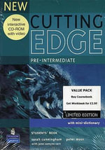 ELT Value Pack Cutting Edge Pre-intermediate 2007 - Peter Moor