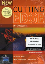 New Cutting Edge Intermediate 2007 - Peter Moor