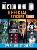 Doctor Who Official Sticker Book - BBC