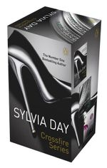 Crossfire Series Box Set : Bared to You / Reflected in You / Entwined with You - Sylvia Day