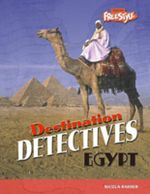 Egypt : Raintree Freestyle: Destination Detectives - Nicola Barber