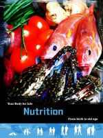 Nutrition : From Birth to Old Age - Robert Snedden