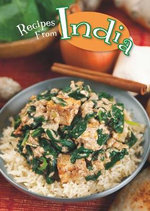 Recipes from India - Dana Meachen Rau
