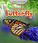 Life Story of a Butterfly : Young Explorer: Animal Life Stories - Charlotte Guillain