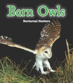 Barn Owls : Nocturnal Hunters - Rebecca Rissman