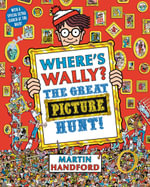 Where's Wally? : The Great Picture Hunt! - Martin Handford