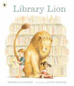 Library Lion - Michelle Knudsen