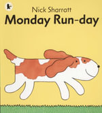 Monday Run-day : Read Me Beginners - Nick Sharratt