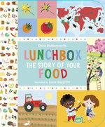 Lunchbox : The Story of Your Food - Chris Butterworth