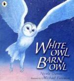 White Owl, Barn Owl - Nicola Davies