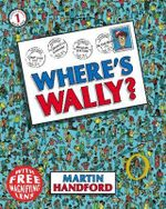 Where's Wally? Mini Edition : Where's Wally Mini Edition Series : Book 1 - Martin Handford