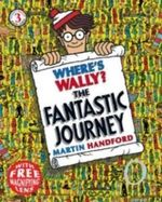 Where's Wally? The Fantastic Journey  : Where's Wally Mini Edition Series : Book 3 - Martin Handford