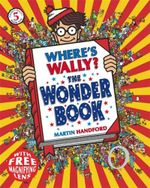 Where's Wally? The Wonder Book  : Where's Wally Mini Edition Series : Book 5 - Martin Handford