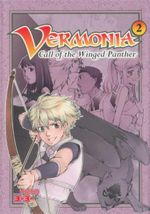 Call of the Winged Panther : Vermonia Series : Book 2 - YoYo