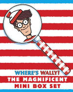 Where's Wally?  : The Magnificent Mini Box Set - Martin Handford