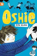 Oshie : Racing Reads - Jon Blake