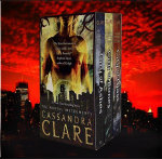 The Mortal Instruments Gift Set : City of Bones / City of Ashes / City of Glass - Cassandra Clare